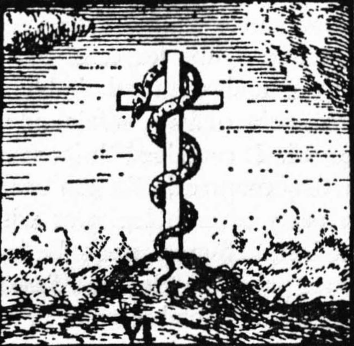 Crucified Serpent