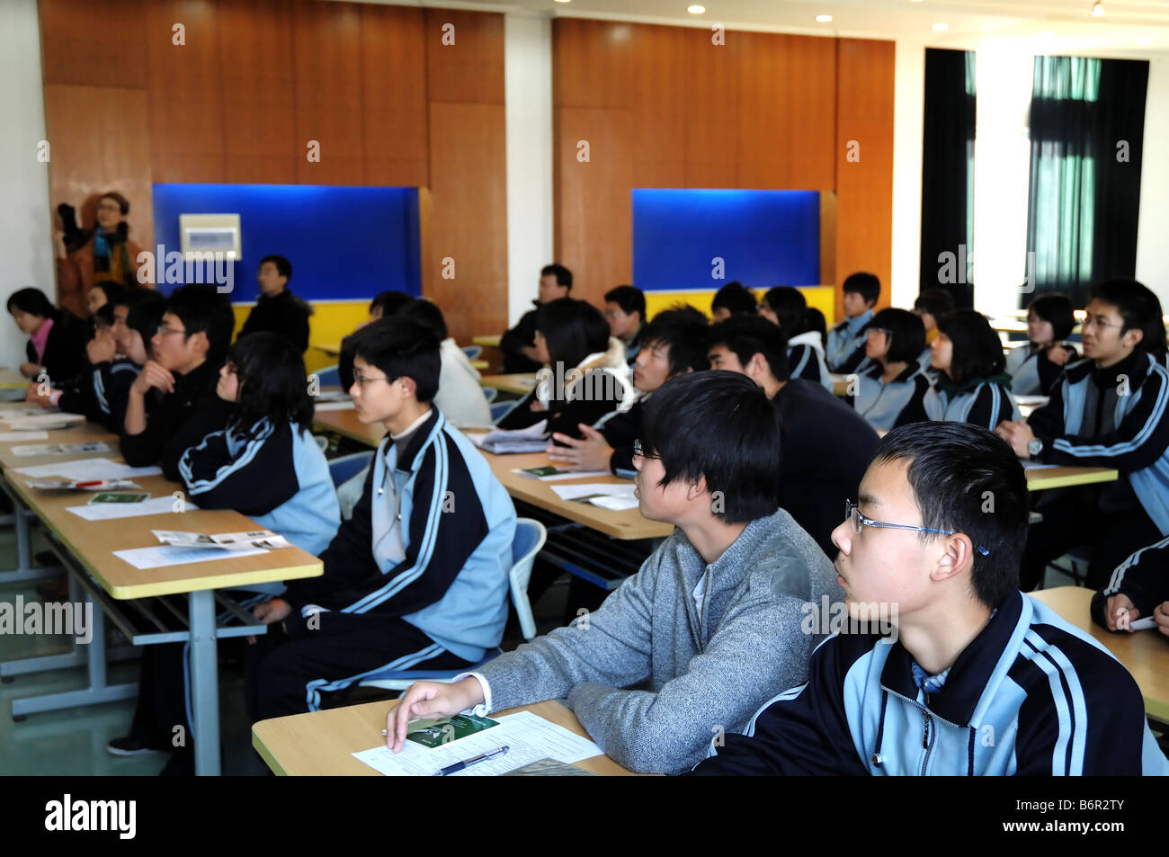 English Class For Chinese High School Students Suzhou
