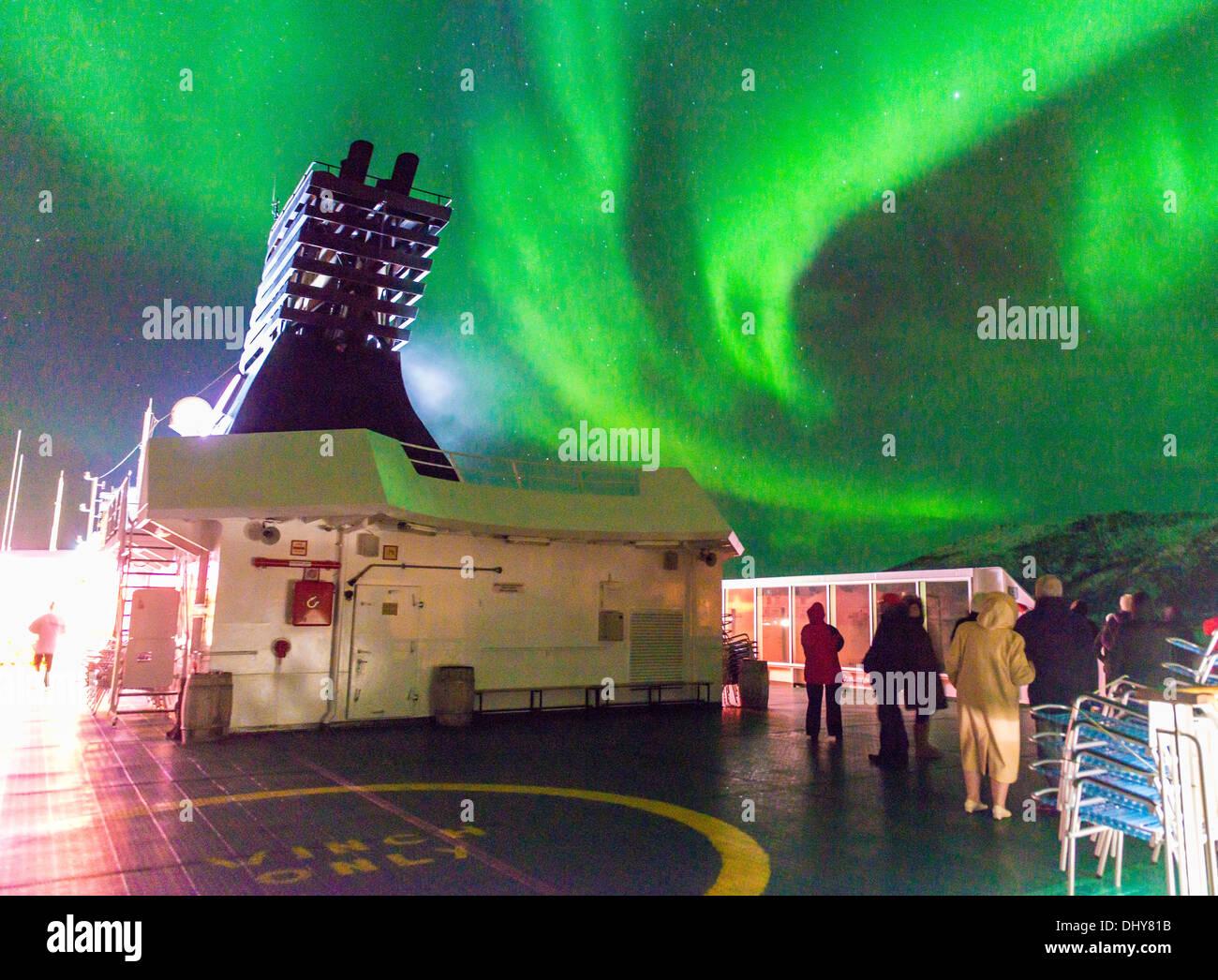 Northern Lights Cruise 7 Nights