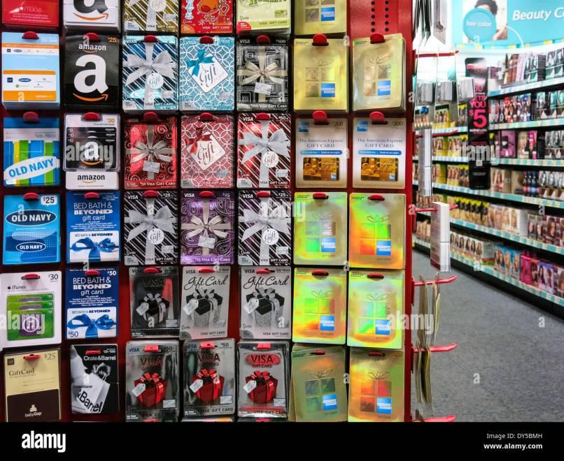 prepaid card center display cvs usa stock photo 68345777 - Prepaid Card Usa