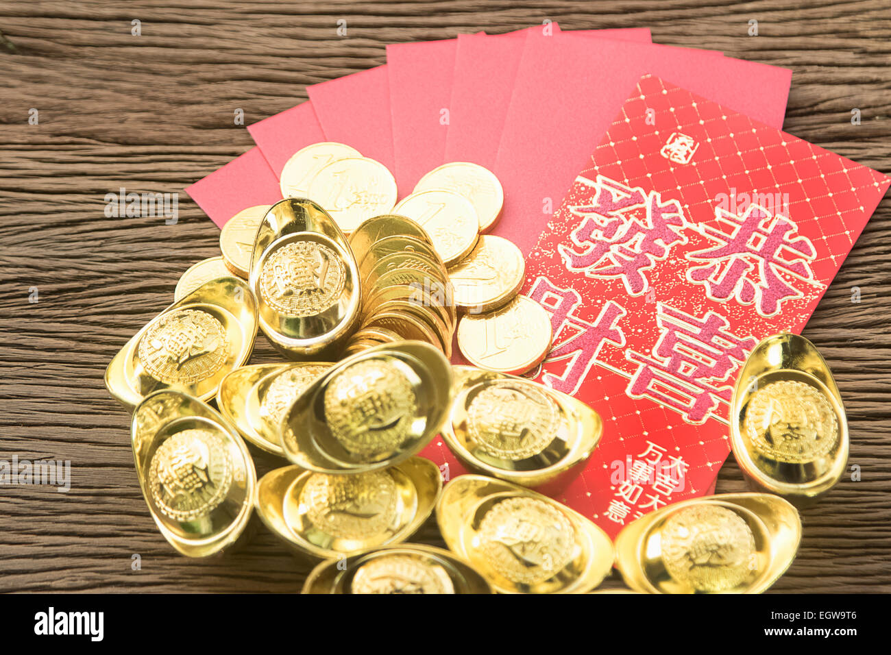 Chinese gold and red envelope chinese new year symbol of wealth and     Chinese gold and red envelope chinese new year symbol of wealth and  prosperity for business and Chinese New Year
