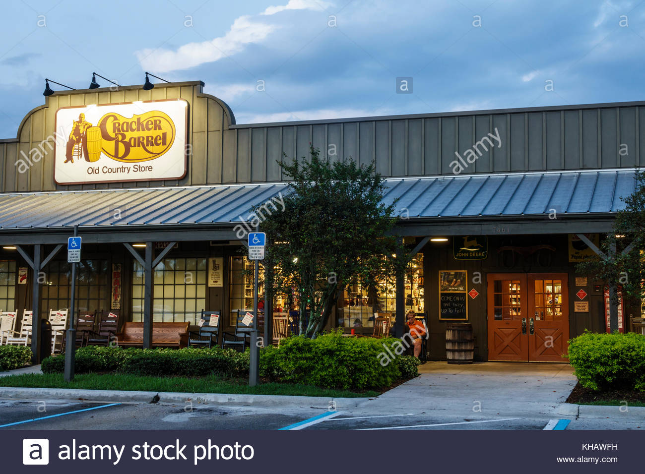 Cracker Barrel Candy Store
