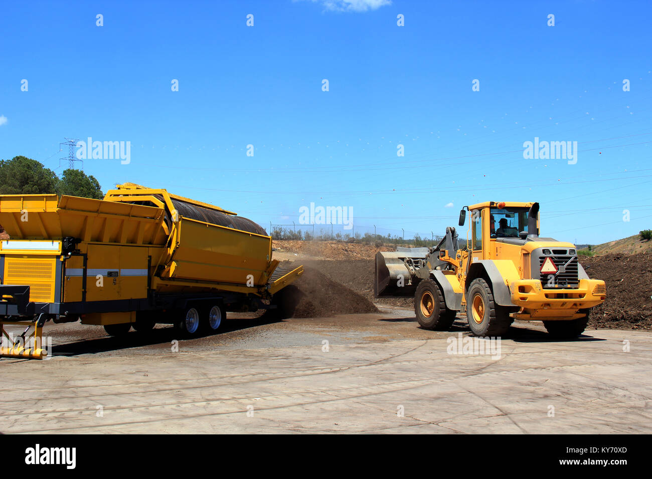 Electric Chipper And Shredder