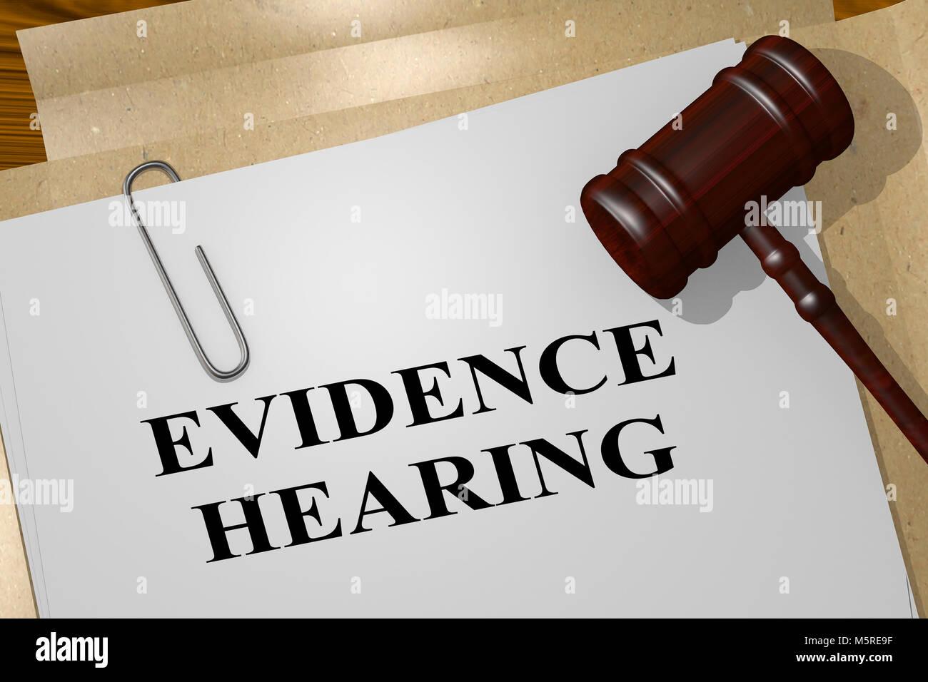 Cartoin Preliminary Hearing