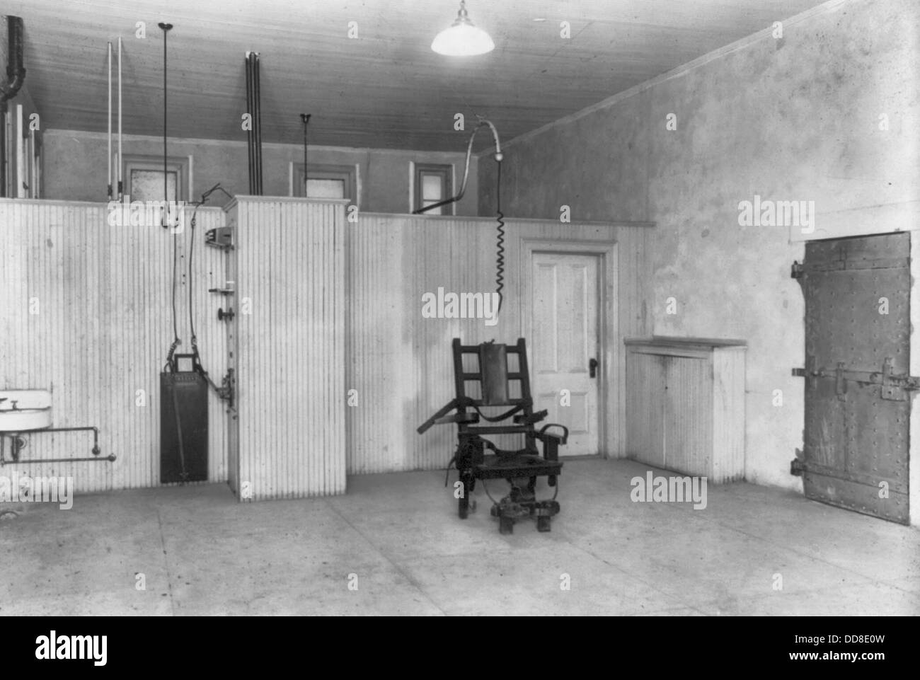 Death Chair Stockfotos & Death Chair Bilder - Alamy