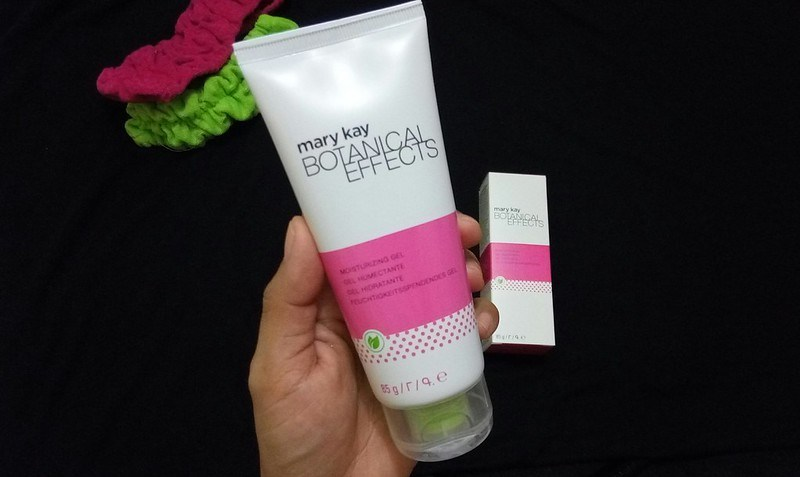 Mary Kay Botanical Effects Skin Care Line