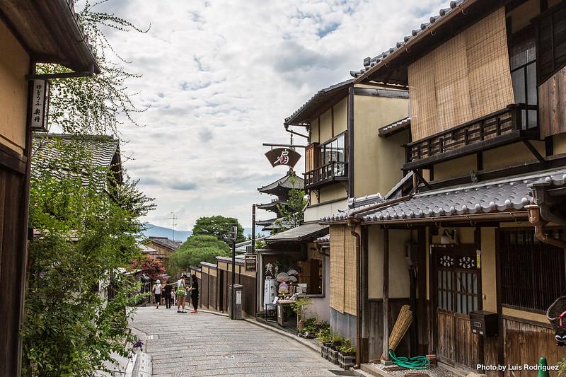 Calles Sannenzaka y Ninenzaka de Kioto-38