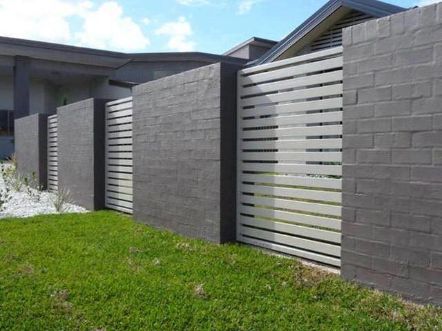 Stunning gate design ideas 13