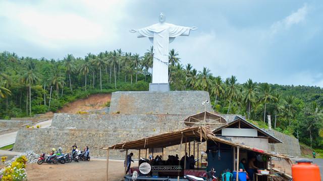 Patung Tuhan Yesus Dor Bolaang-4