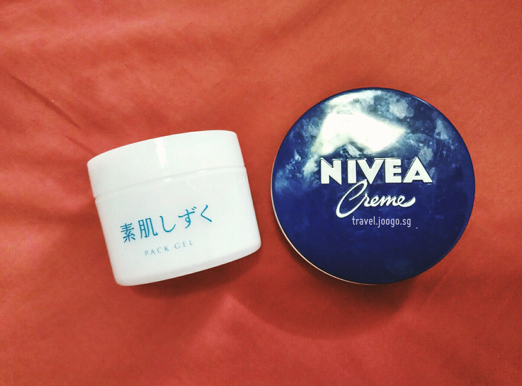 beauty products in Japan's Drugstores - travel.joogo.sg