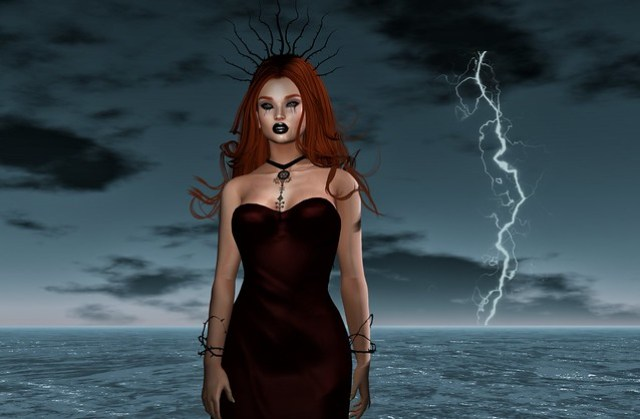 Goddess of Sadness