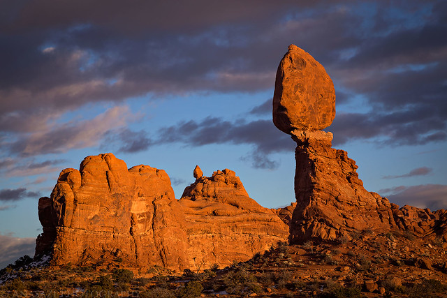 Ham Rock & Balanced Rock