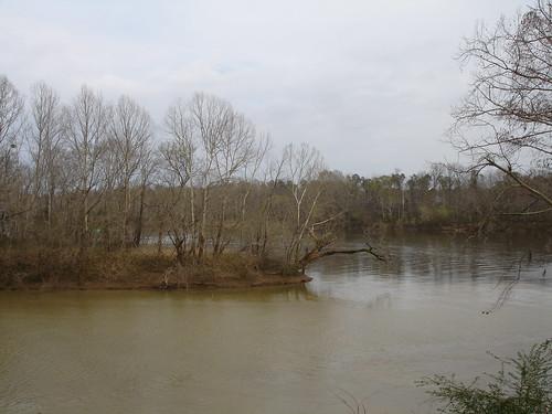 Rivers, Old Cahawba, Alabama