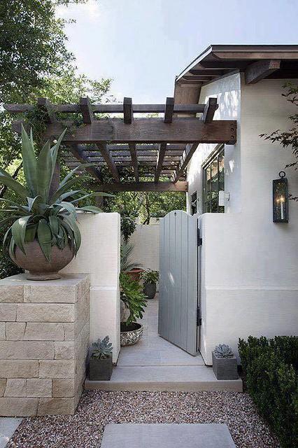 Stunning gate design ideas 14