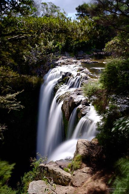 Nowa Zelandia - Rainbow Falls