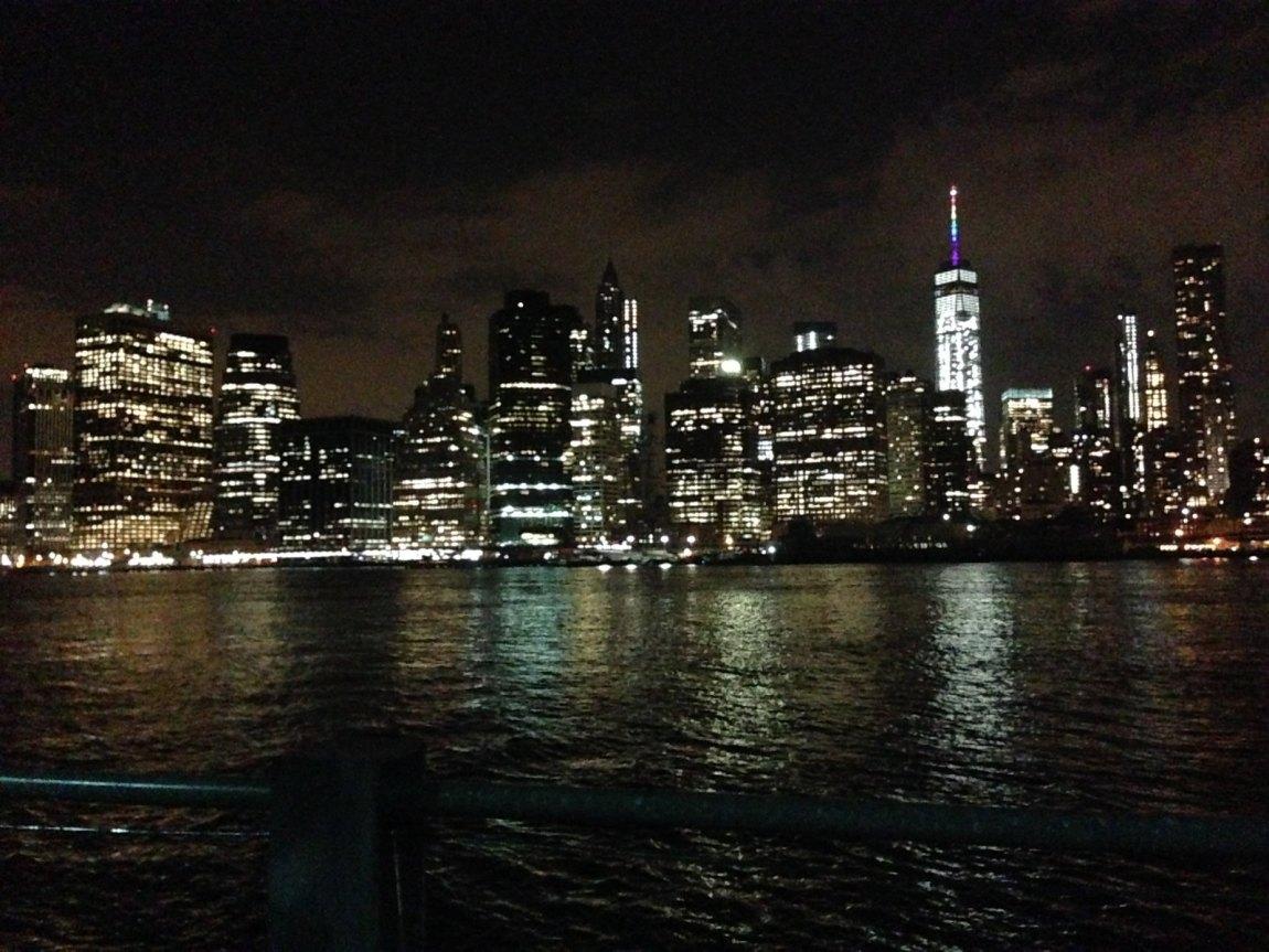 Rachel in New York