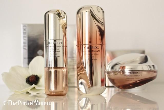 Bio Performance LiftDynamic Shiseido - addio rughe