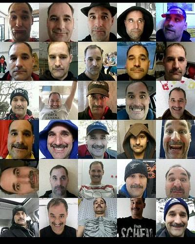 30 Tage Movember.com #movember #mymo