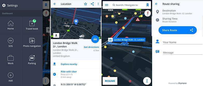 aplikasi navigasi offline sygic