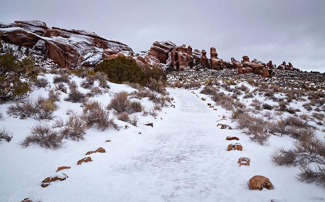 Landscape Arch Trail