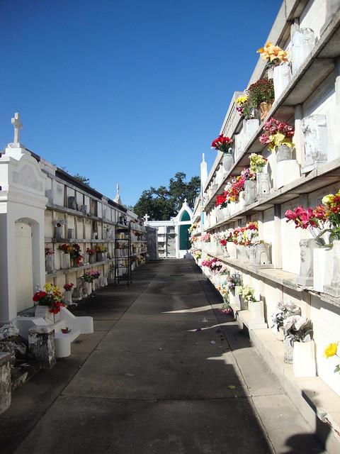 Saint Roch Cemetery and Shrine, New Orleans LA