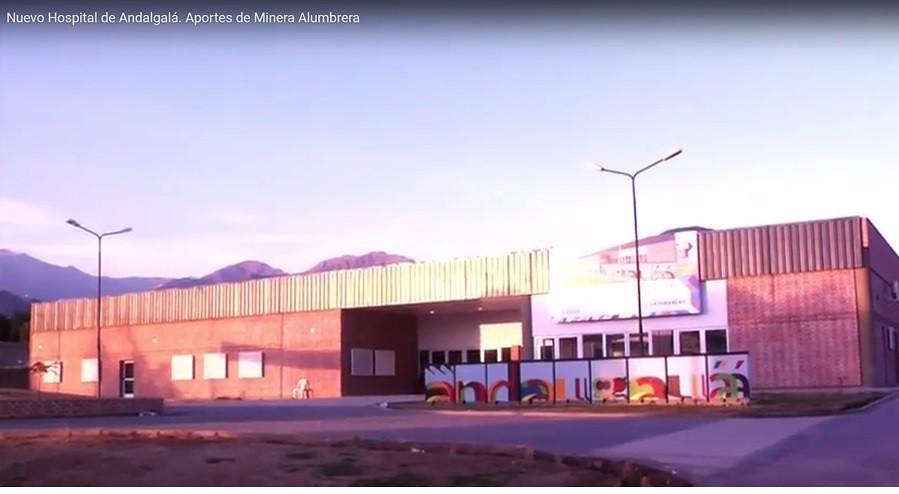 Nuevo Hospital de Andalgalá