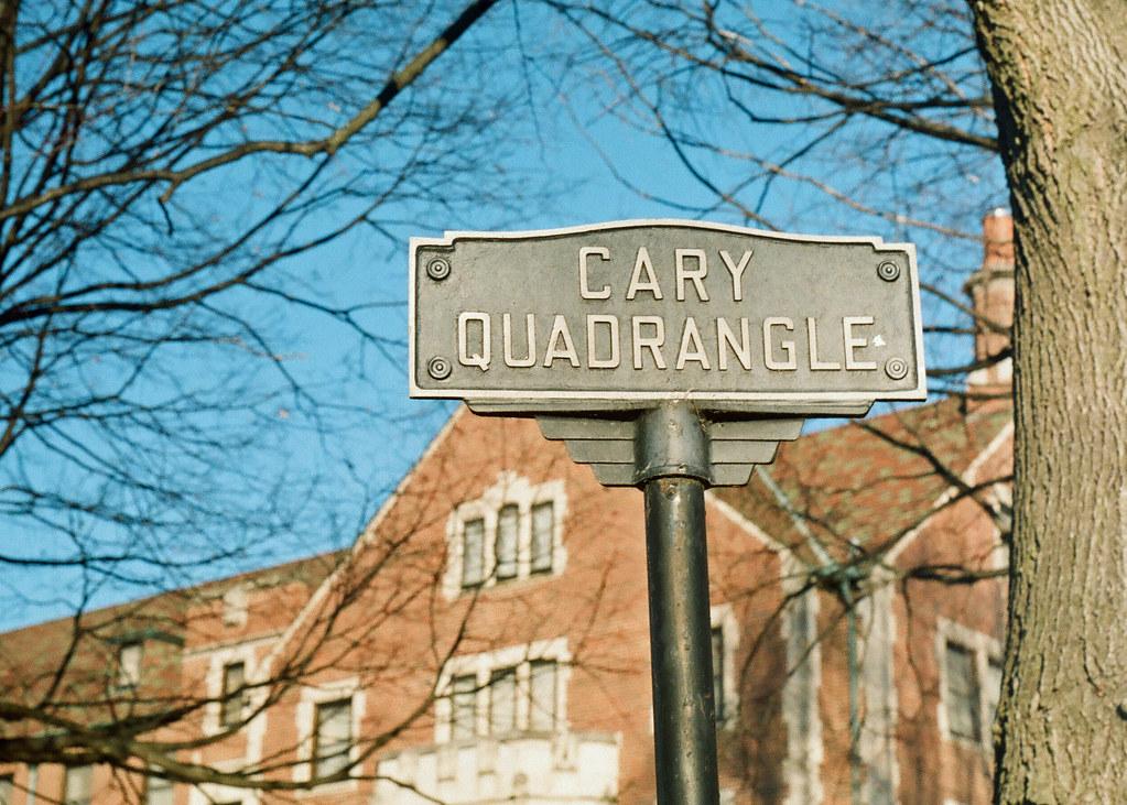 Cary Quadrangle