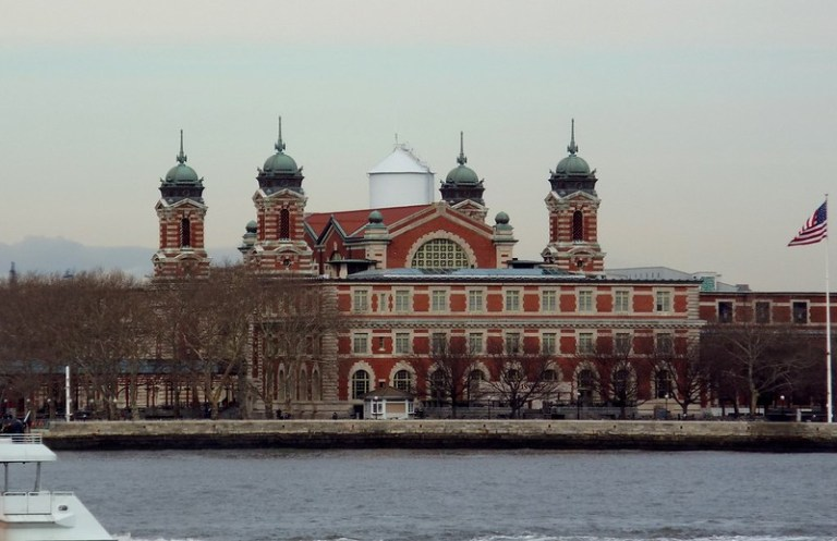 Ellis Island, New York - the tea break project solo travel blog