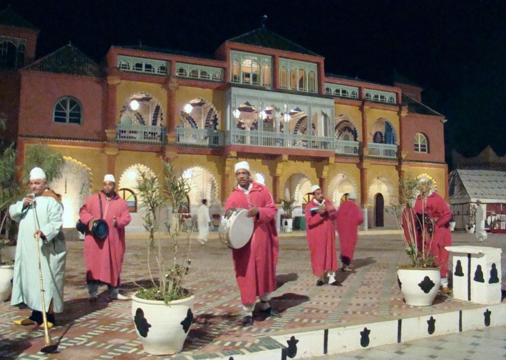 Marruecos Noche de Fantasia Marrakech 048