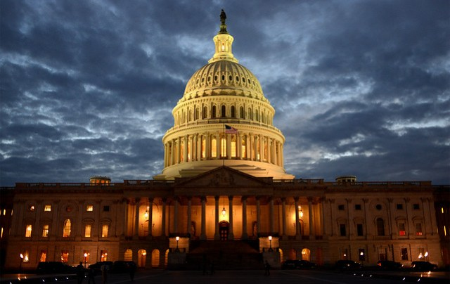 projeto de lei nos EUA