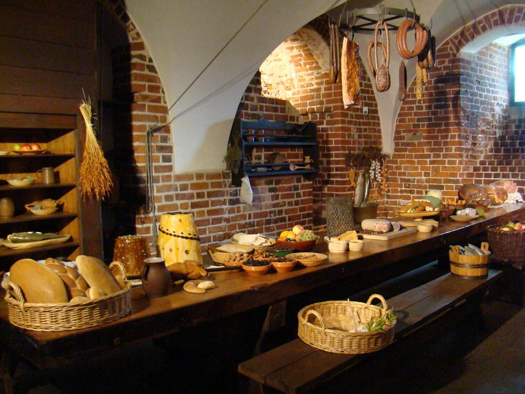 Interior Castillo de Mariemburgo Polonia 21