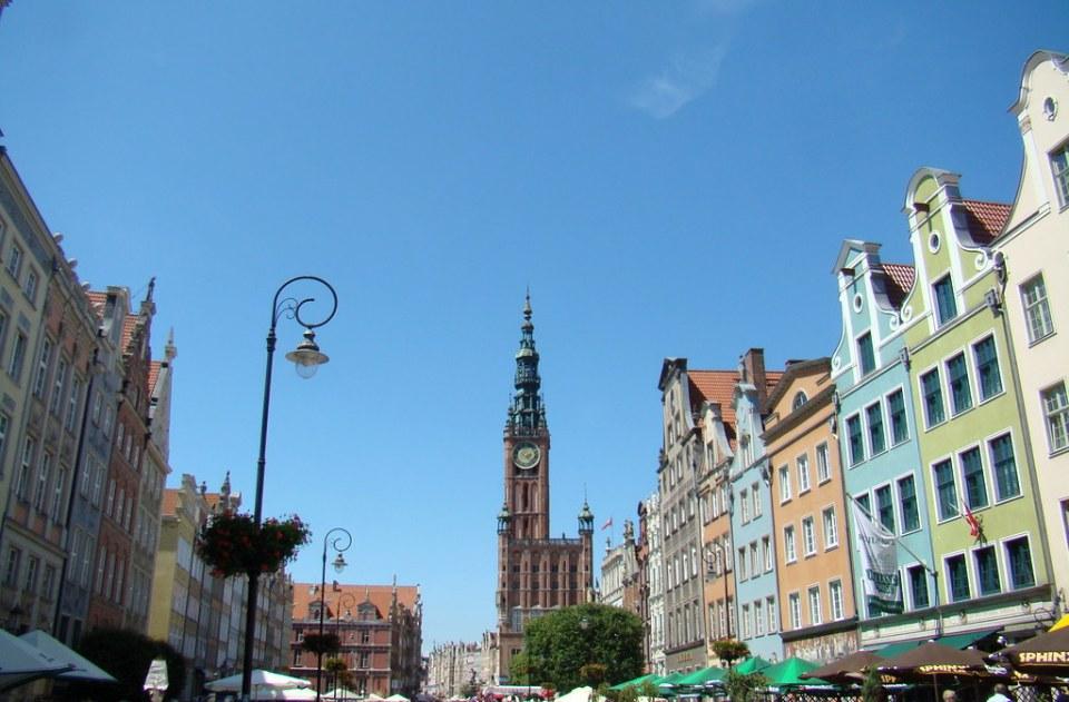 Ayuntamiento de Gdansk Polonia 40