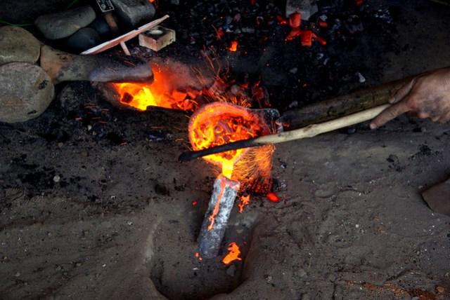 Casting Bronze Age Swords