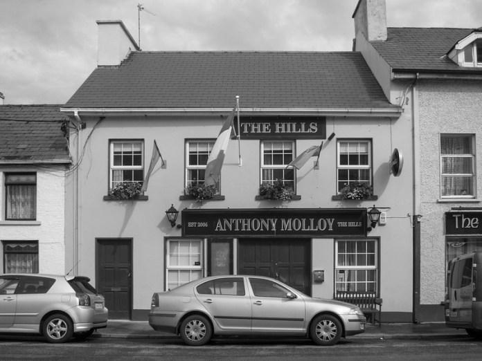 Pub in Ardara, Ireland