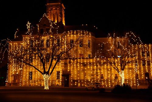 New Braunfels Texas Christmas Lights Charlie Kellogg