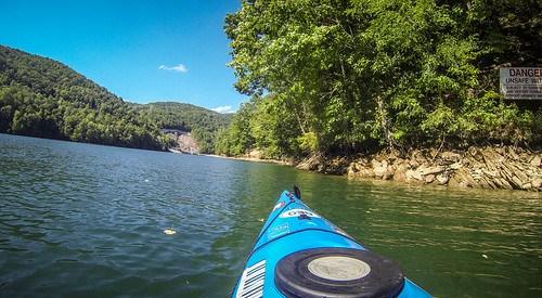 Lake Jocassee with Bennie Waddell-99