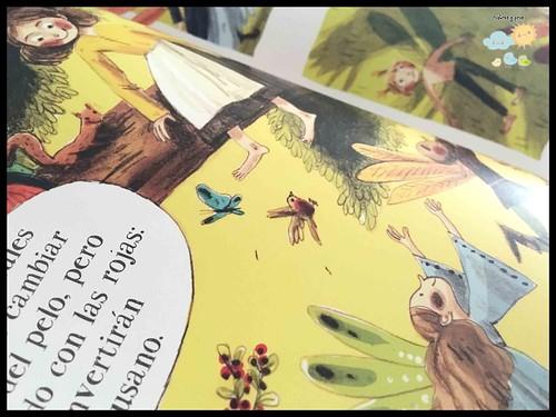 Imelda y el rey de los duendes. Reseña