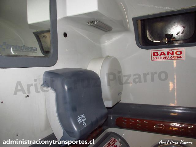 Via Tur | Baño | Modasa Zeus - Mercedes Benz / CXBH99