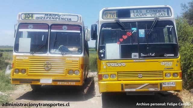 676 y 304 Micro Amarilla