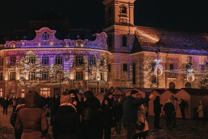 Targul de Craciun 2016 (Sibiu)