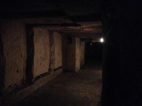 St Augustine's Bomb Shelter Valletta