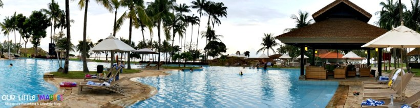 Bintan Lagoon Resort Kids Pool