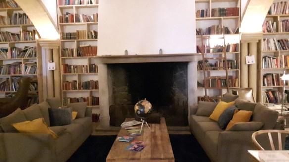Boekenhotel Obidos (2)