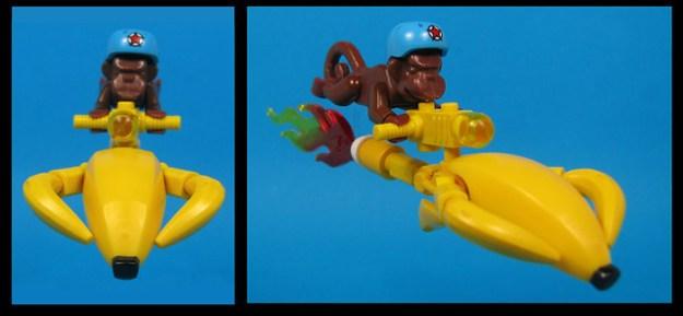 The Banana Split