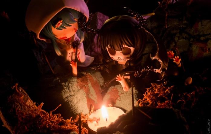 Hubbyte Nendoroid Halloween Contest Entry