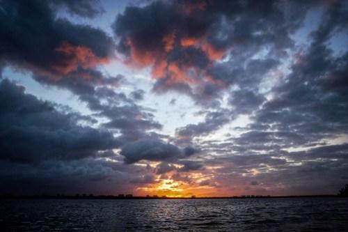 Indian River Sunrise on Thanksgiving-16