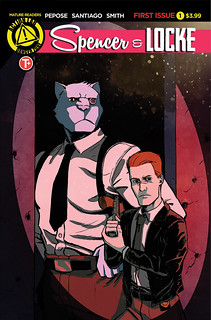 30127718846_06da3d6404_n SPENCER AND LOCKE takes hard-boiled crime drama to all-new levels