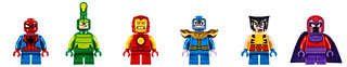 LEGO Mighty Micros 2017 Marvel