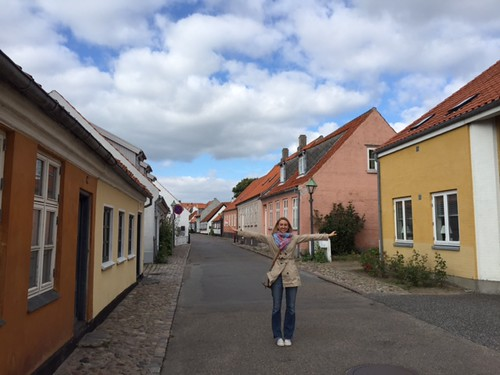 A week in Denmark - Ebeltoft 1