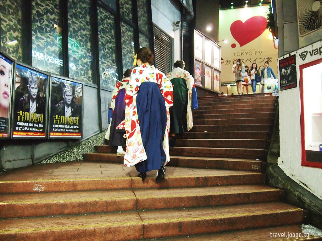 Shibuya Spanish Slope - travel.joogo.sg